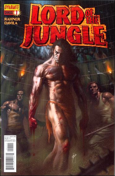 Lord of the Jungle Annual 1-A by Dynamite Entertainment