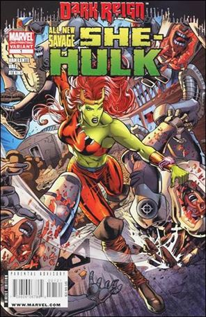 All-New Savage She-Hulk  1-B