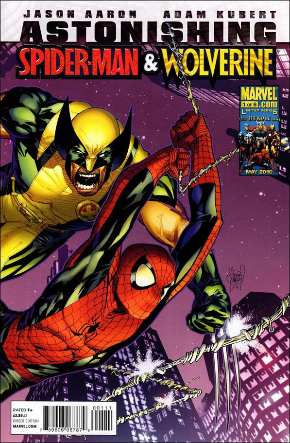 Astonishing Spider-Man & Wolverine 1-A by Marvel