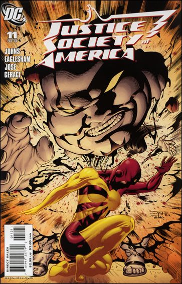Justice Society of America (2007) 11-B by DC