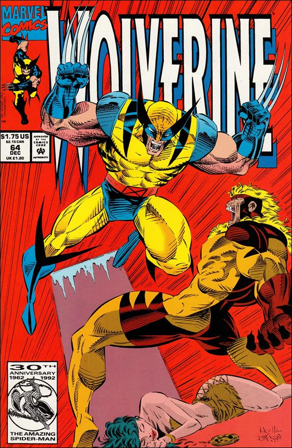 Wolverine (1988)  64-A by Marvel