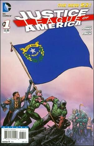 Justice League of America (2013)  1-NC by DC