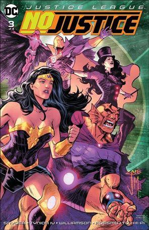 Justice League: No Justice 3-A