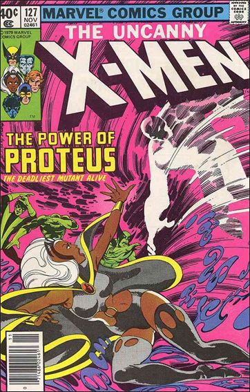X-Men (1963) 127-A by Marvel