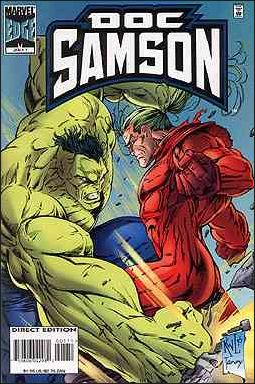 Doc Samson (1996) 1-A by Marvel