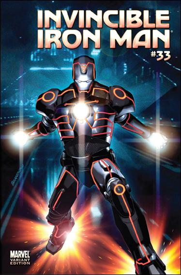 Invincible Iron Man (2008) 33-B by Marvel