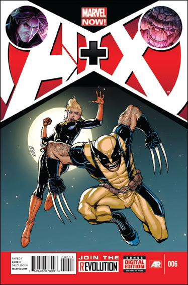 A+X 6-A by Marvel