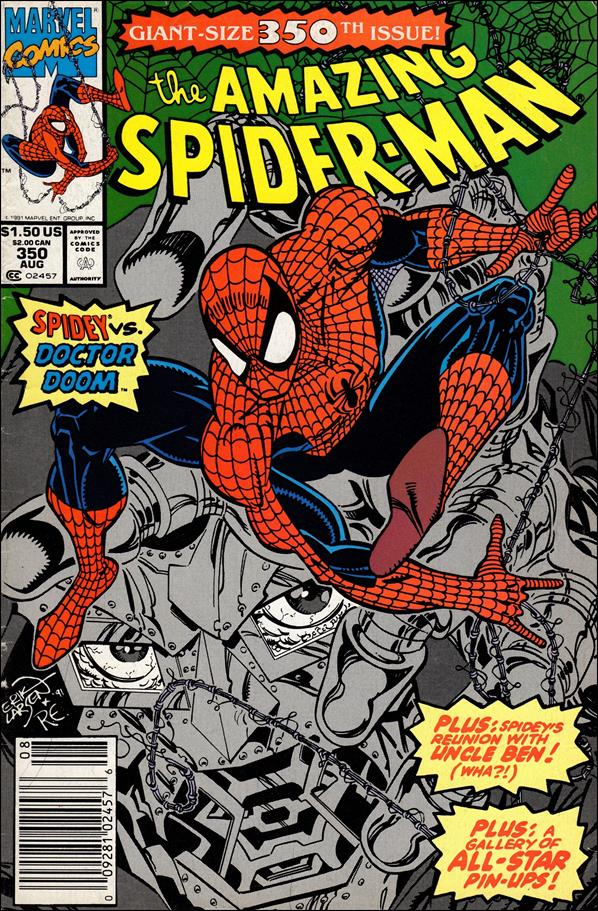 Amazing Spider-Man (1963) 350-A by Marvel