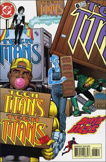 Teen Titans (1996) 6-A by DC