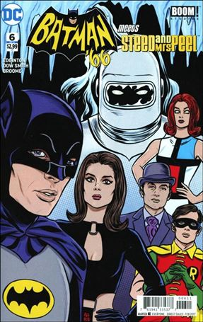 Batman '66 Meets Steed and Mrs. Peel 6-A