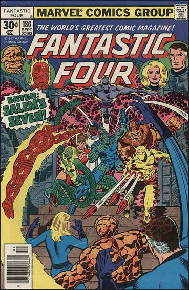 Fantastic Four (1961) 186-A by Marvel