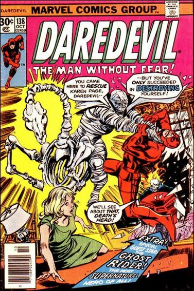 Daredevil (1964) 138-A by Marvel