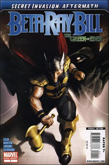 Secret Invasion Aftermath: Beta Ray Bill - The Green Of Eden  1-A by Marvel