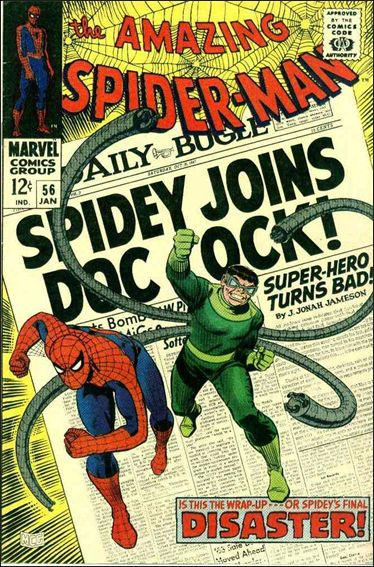 Amazing Spider-Man (1963) 56-A by Marvel