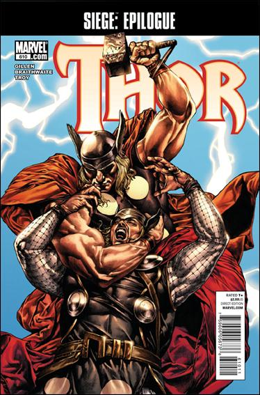 Thor (1966) 610-A by Marvel