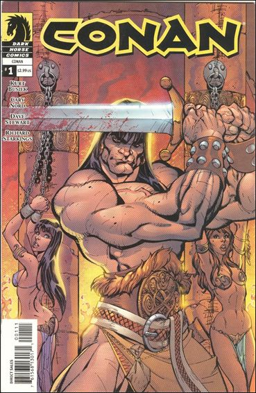 Conan (2004) 1-B by Dark Horse
