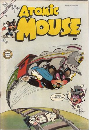 Atomic Mouse (1953) 9-A