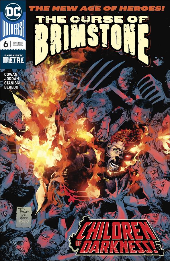 Curse of Brimstone 6-A by DC