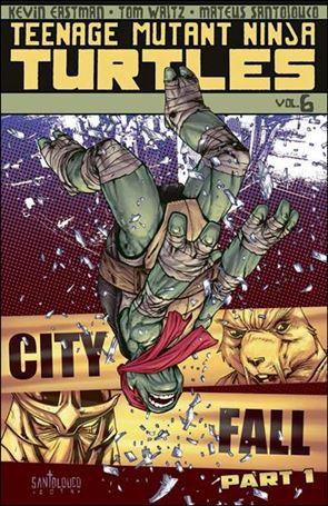 Teenage Mutant Ninja Turtles (2012) 6-A