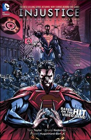 Injustice: Gods Among Us: Year Two 1-A