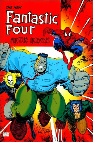 Fantastic Four: Monsters Unleashed 1-A by Marvel