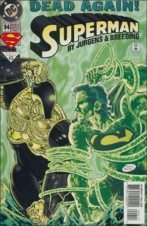 Superman (1987) 94-A