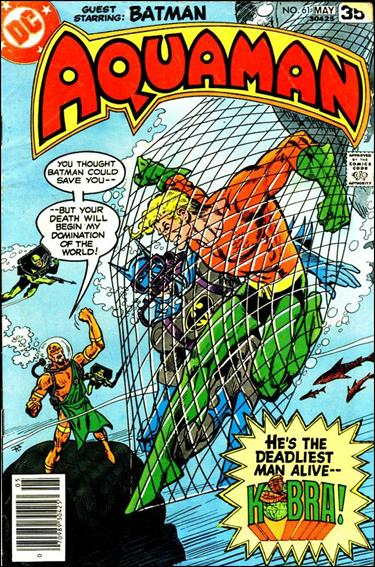Aquaman (1962) 61-A by DC
