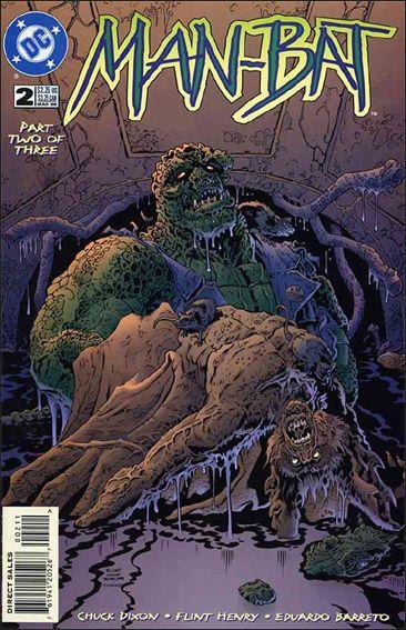 Man-Bat (1996) 2-A by DC