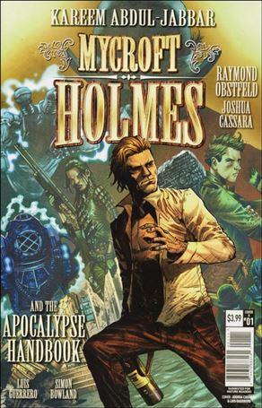 Mycroft Holmes and the Apocalypse Handbook 1-A