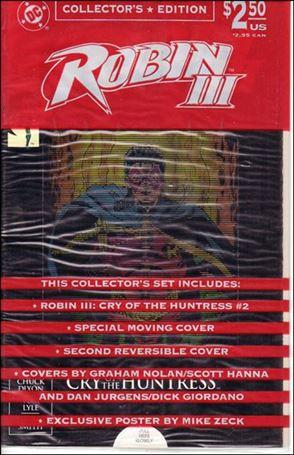 Robin III: Cry of the Huntress 2-B