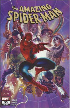 Amazing Spider-Man (2018) 33-E