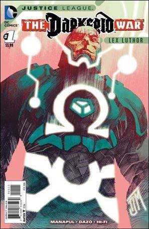 Justice League: Darkseid War: Lex Luthor 1-A