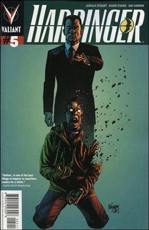 Harbinger (2012) 5-A