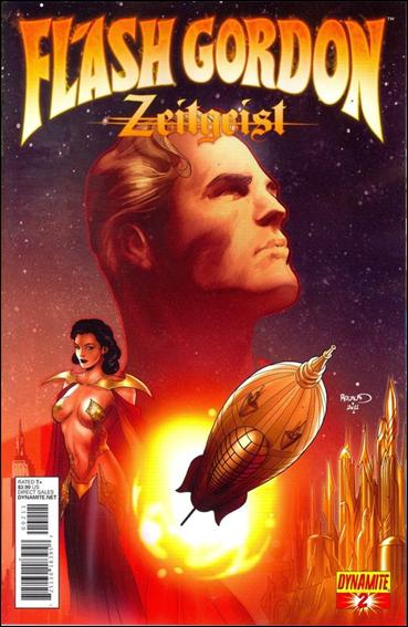 Flash Gordon: Zeitgeist 2-B by Dynamite Entertainment