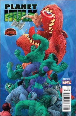 Planet Hulk 1-B