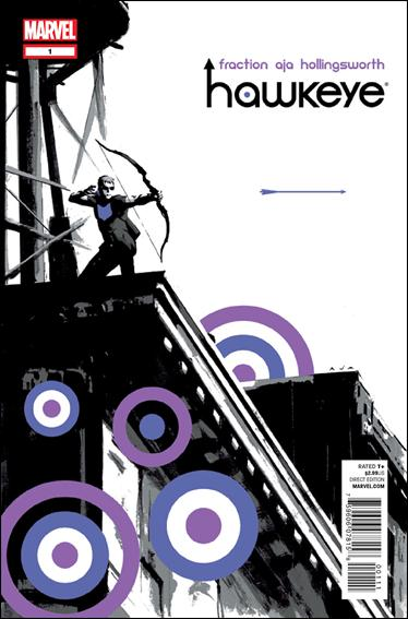 Hawkeye (2012) 1-A by Marvel
