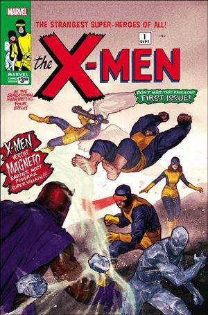 X-Men (1963) 1-D