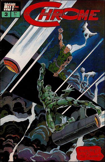 Chrome 3-A by Hot Comics
