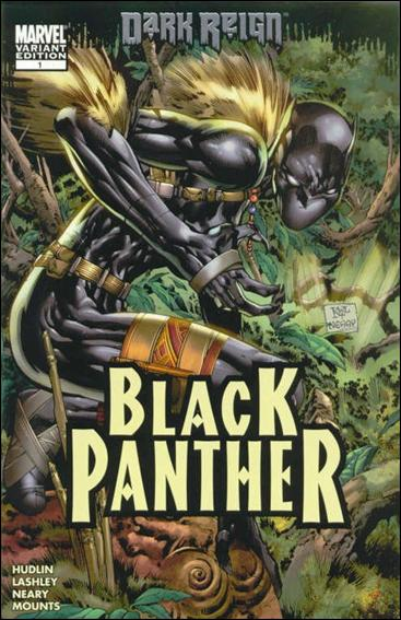 Black Panther (2009) 1-B by Marvel