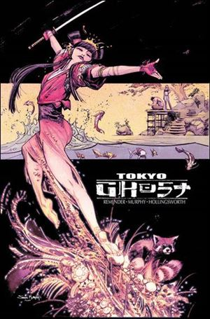 Tokyo Ghost 3-A