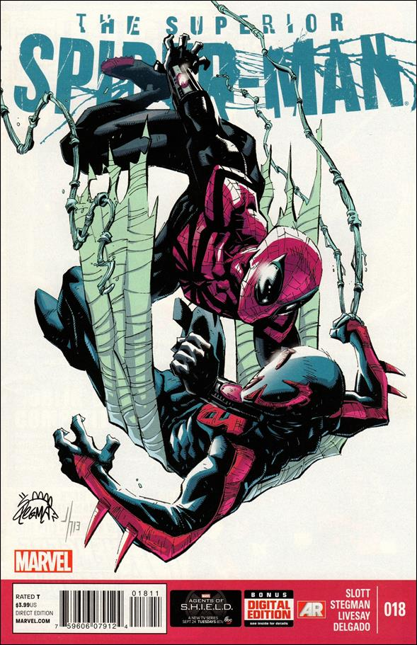 Superior Spider-Man 18-A by Marvel