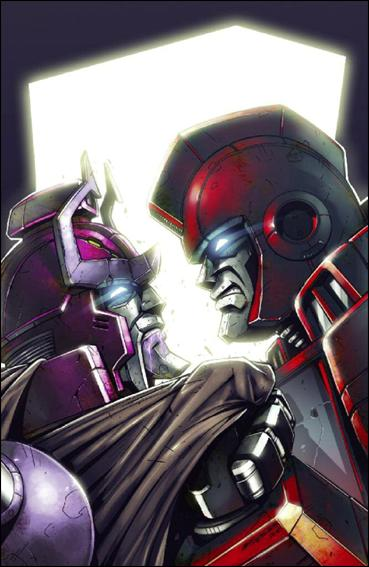 Transformers: Ironhide 4-C by IDW