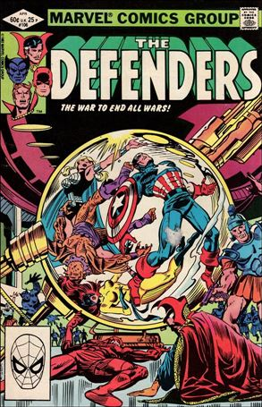 Defenders 106 A Apr 1982 Comic Book By Marvel