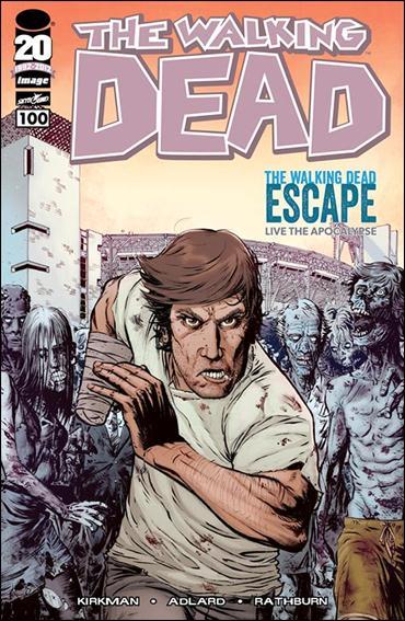 Walking Dead (2003) 100-K by Image