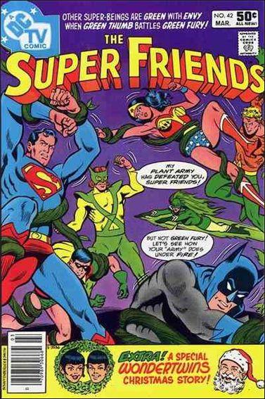 Super Friends (1976) 42-A by DC