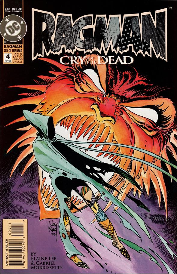 Ragman: Cry of the Dead 4-A by DC