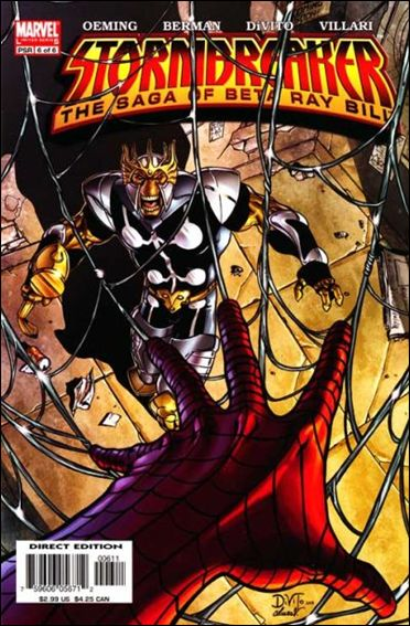 Stormbreaker: The Saga of Beta Ray Bill 6-A by Marvel