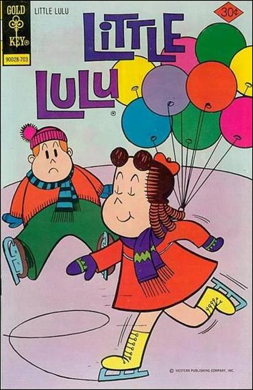 Marge's Little Lulu 237-A by Dell