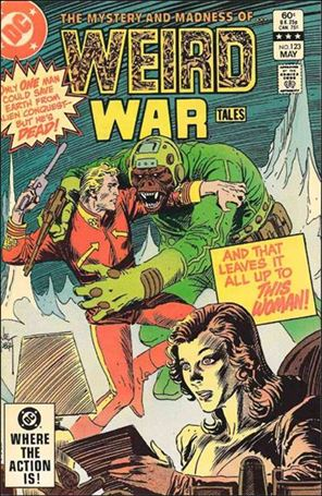 Weird War Tales (1971) 123-A