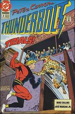 Peter Cannon-Thunderbolt 2-A by DC